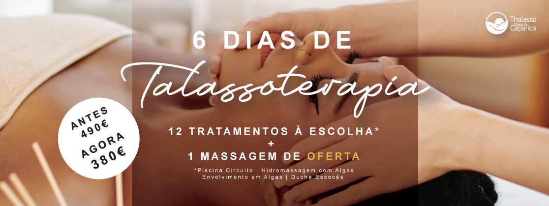 6 dias de talassoterapia