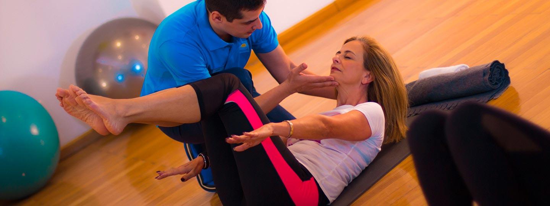 Individual Rehabilitation program